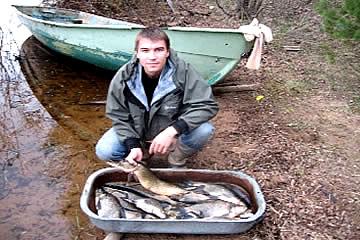 верхневолжское водохранилище рыбалка отчеты